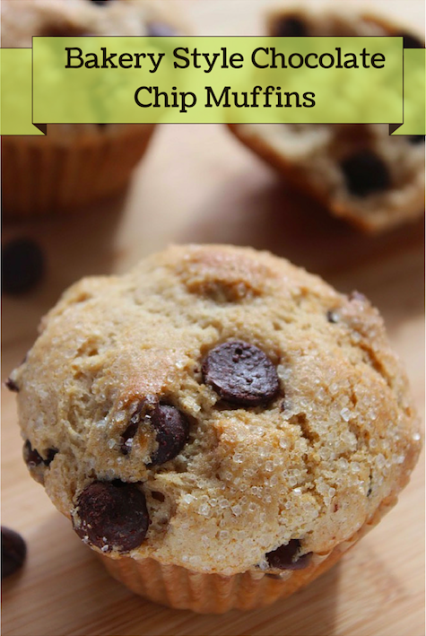 baked muffin and chocolate chip muffins are my favorite. These muffins ...