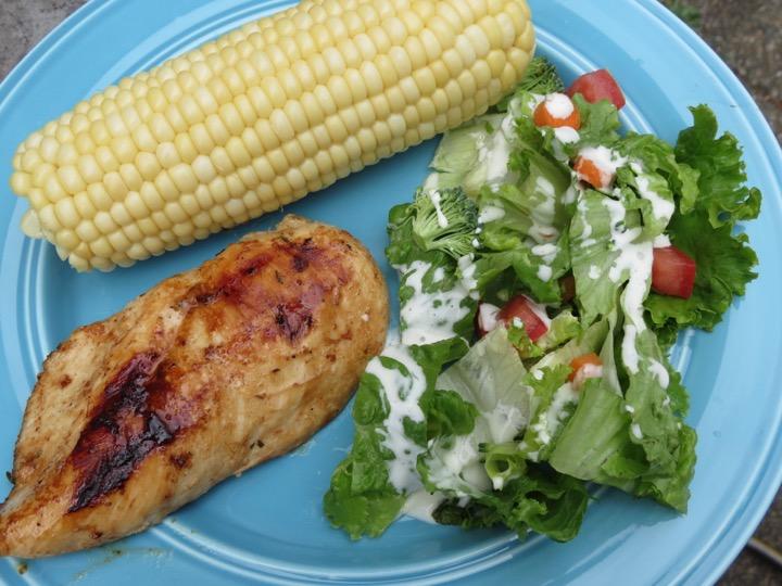 Rosemary Ranch Chicken Dinner
