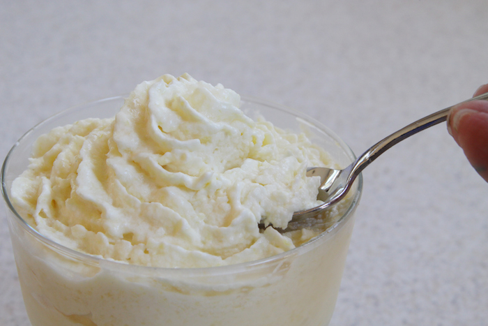 Make your favorite Pineapple Dole Whip at home.