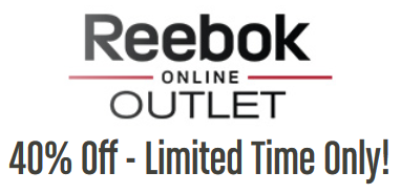 1babfa5cebac Reebok Outlet  Extra 40% off Apparel   more for the Whole Family ...