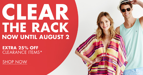 nordstrom rack is having a big clear the rack sale and offering an ...