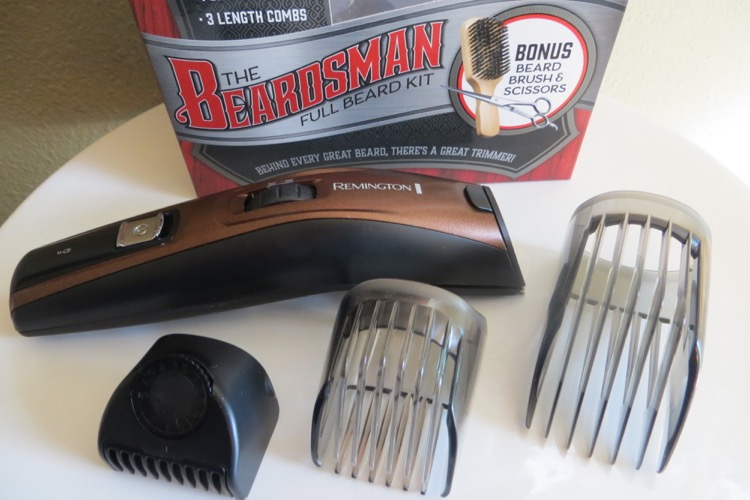 remington beard boss full beard grooming kit. Black Bedroom Furniture Sets. Home Design Ideas