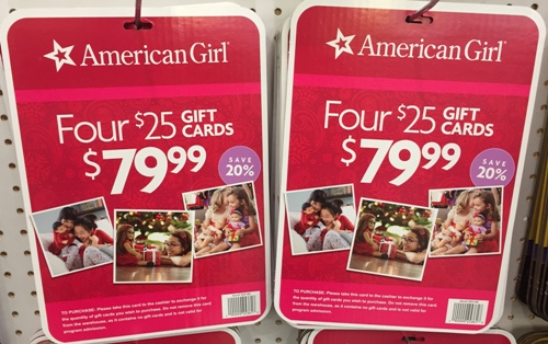 Costco American Gift Card Bitty Baby Deals