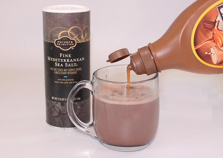 mix cocoa