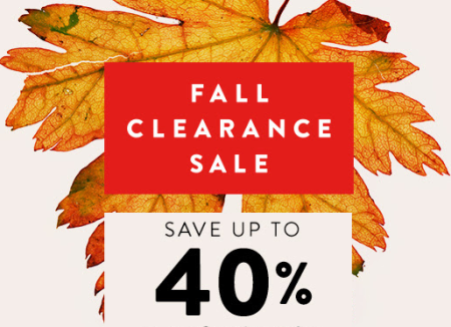 1fed1eabc243 ... up to 40% off + FREE Shipping. Leave a comment · nordstrom fall clear  sale pic