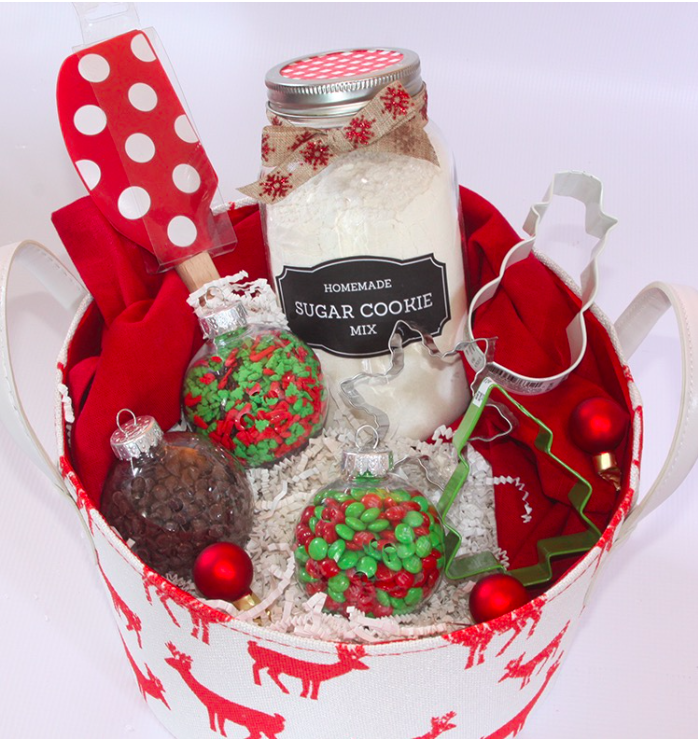 Sugar Cookie Gift Basket