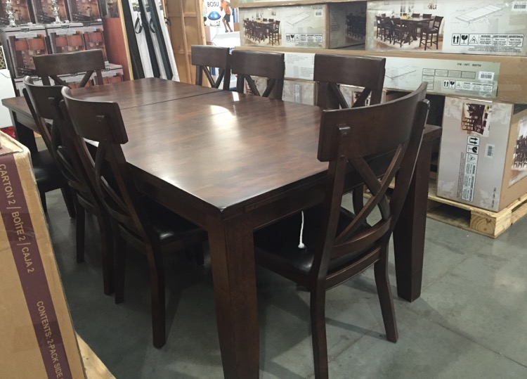 Costco Dining Table at Home and Interior Design Ideas