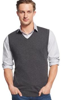 macy men vest