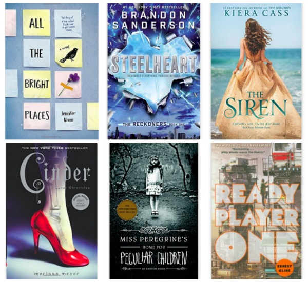 great books for teens