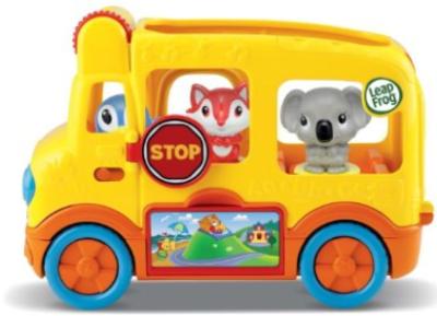 amazon leapfrog bus
