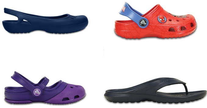crocs PicMonkey Collage