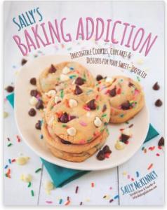 amazon cookbook sally baking addiction