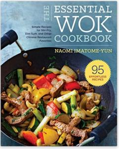 amazon cookbooks wok