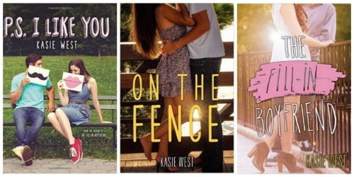 Clean Teen Books Kasie West