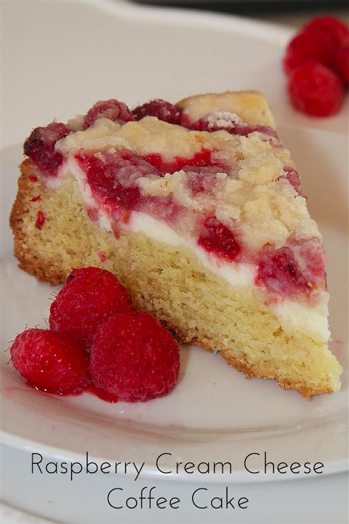 You will love this Raspberry Cream Cheese Coffee Cake, it's great ...
