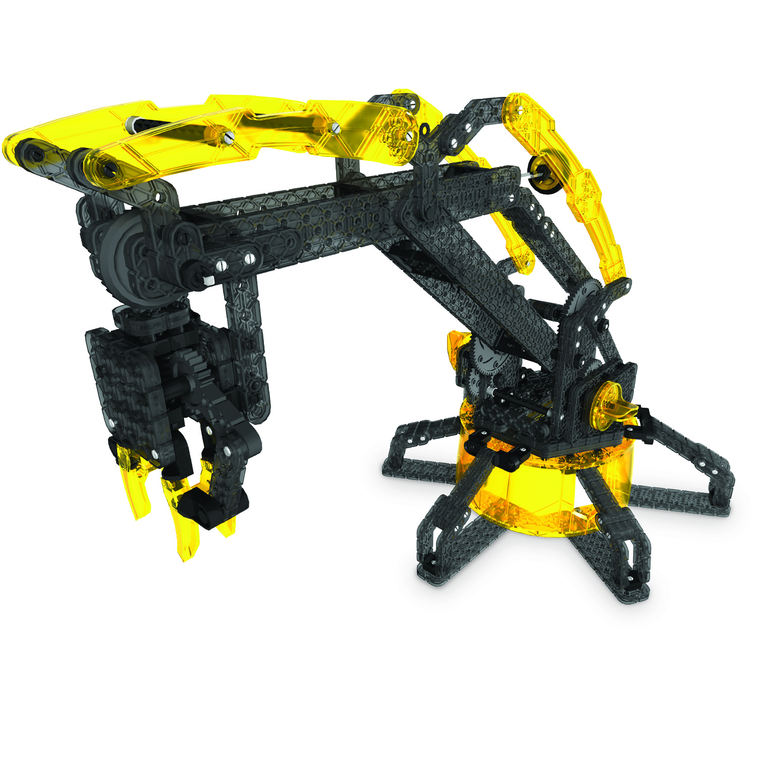 Stem Based Play With Hexbug Vex Robotics Robotic Arm Thrifty And