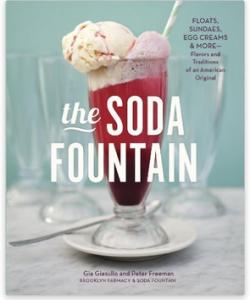 amazon soda fountain book