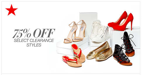 Women s clearance shoes for Macy s jewelry clearance