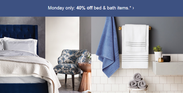 Ideal target deal bedding bath pic