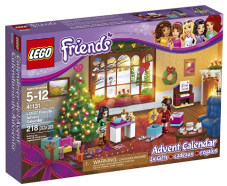 amazon lego friends cal