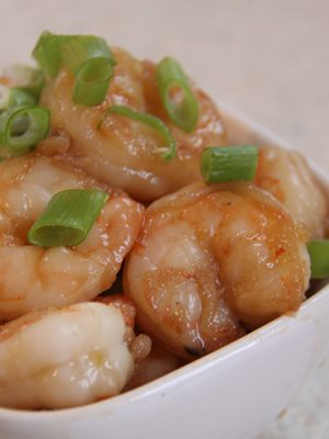 Quick & Easy Honey Garlic Shrimp