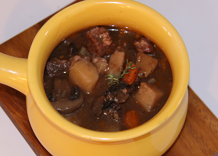 Beef Stew great for fall