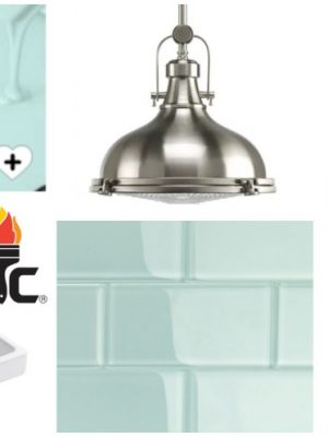 Great Kitchen Inspiration with Olympic Paints Lowe us Gift Card Giveaway