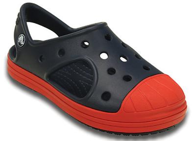 crocs-kids-blue-red