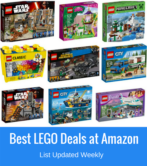 Attention, Lego fans! We've scoured techriverku3.gq for the best holiday shopping deals on Lego sets that are space or science-themed, as well as many science-fiction-themed sets.