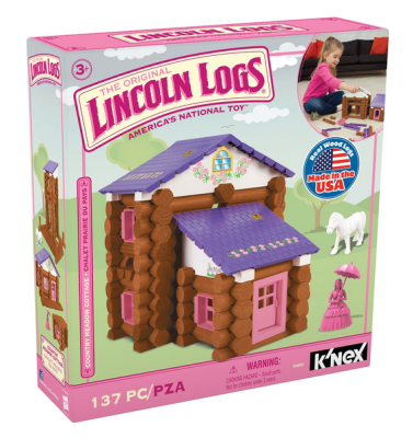 amazn-knex-licoln-logs