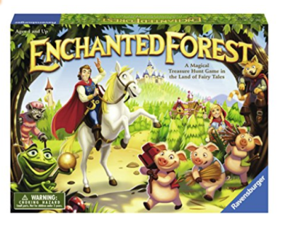 amazon-enchanted-game