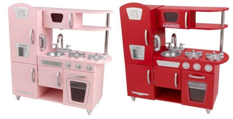 KidKraft Vintage Kitchen only $87.19 - Thrifty and Thriving
