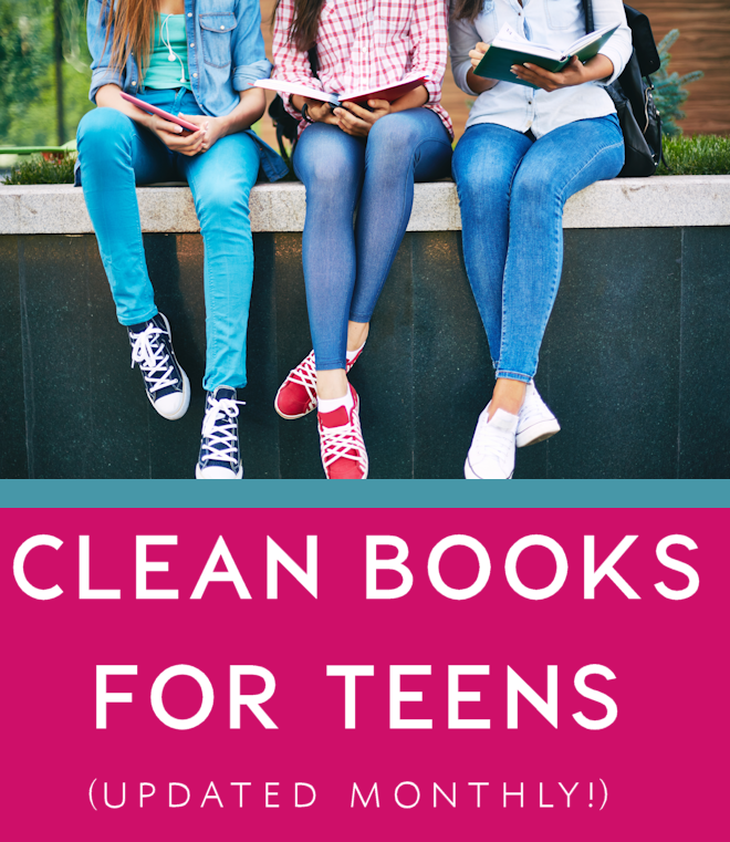 Clean Books for Girls