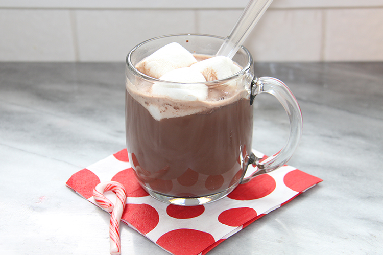 Hot Cocoa Kit neighbor teacher gifts