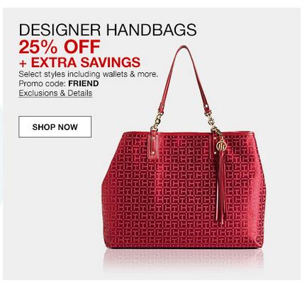 f39ecaeea289 The extra 30% off includes many designer handbags like Michael Kors