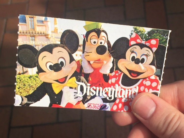 Disneyland Ticket Increase 2017