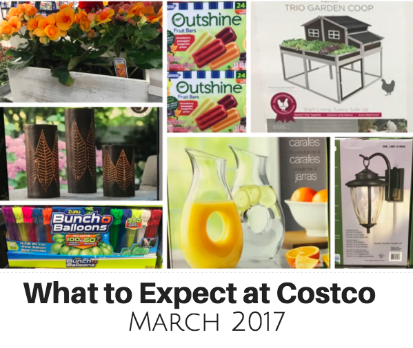 What To Expect At Costco March 2017 Thrifty And Thriving