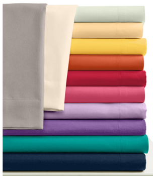 Awesome Another awesome bedding deal I was happy to find is off select sheet sets There are lots of different patterns and colors to choose from