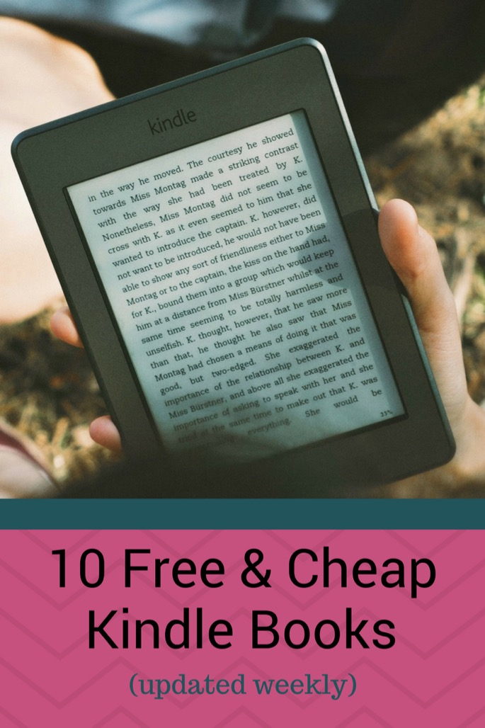Bringing you the best Kindle prices every day