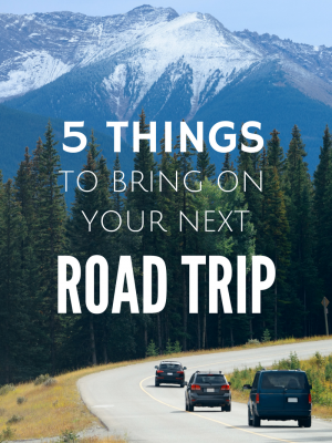 What To Pack On A Road Trip