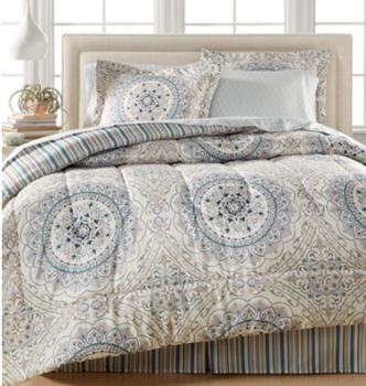 Fabulous If you need to freshen up any bathrooms or bedrooms you can save off bedding and bath items including the popular piece Bed in a Bag for reg