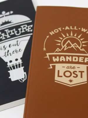 DIY Dollar Store Travel Notebook