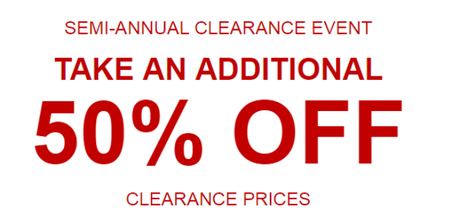 0b0c3e84b This is one of the best sales at Crocs.com. You can get an extra 50% off  clearance styles for the whole family through 9 18. There is no code  needed