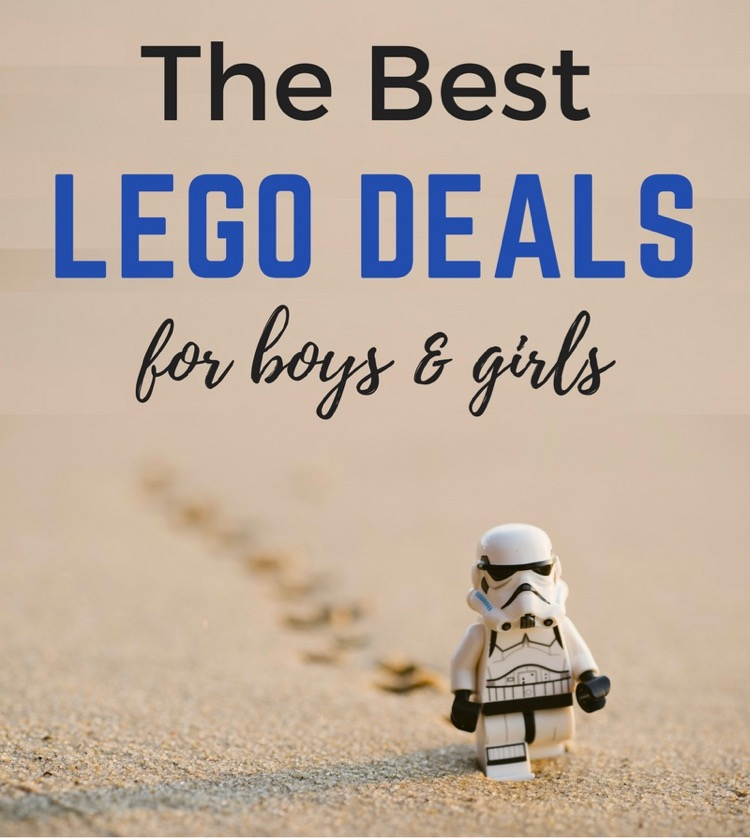 Best Lego Deals for Girls