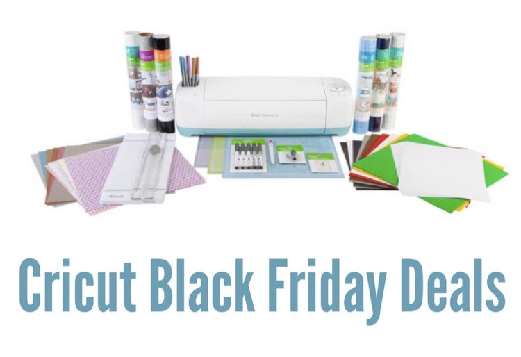 Cricut Black Friday Deals - Thrifty and Thriving