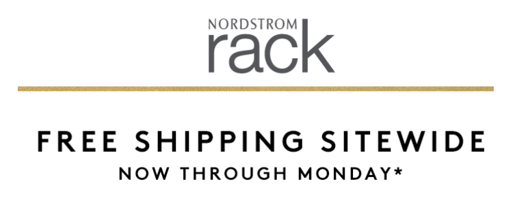 6a74fe613bf Nordstrom Rack FREE Shipping + an Extra 30% off Clearance Styles ...