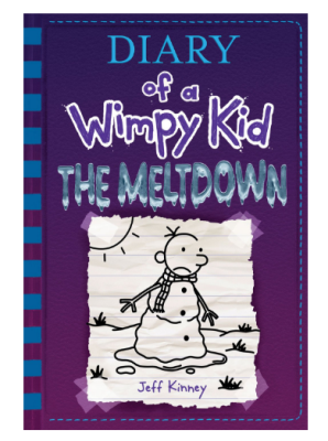 Diary Of A Wimpy Kid Amazon Book