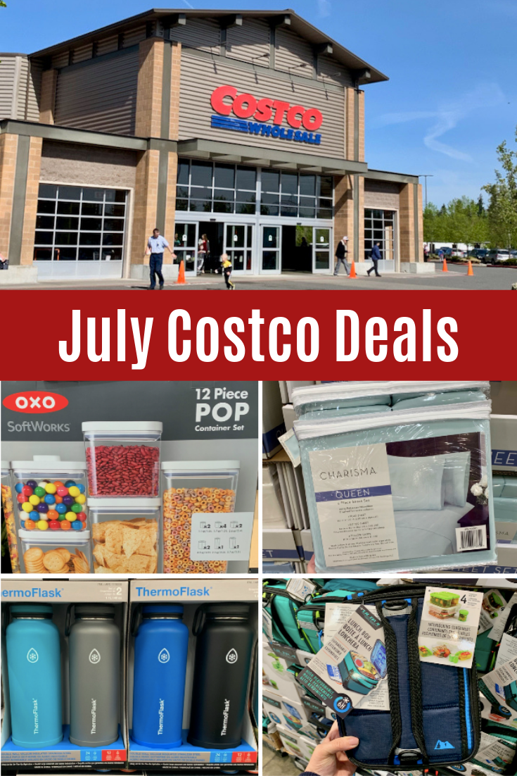 691980d5166 Here is a peek at some of the new items and great deals you will find at  Costco in July. This month we are starting to see some school supply deals,  ...