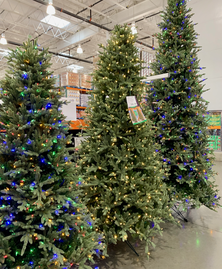 Costco Artificial Christmas Trees: What To Expect At Costco (October 2019)