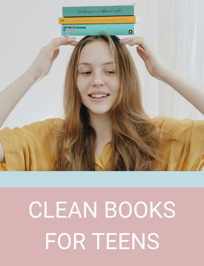 Clean Books for Teenagers
